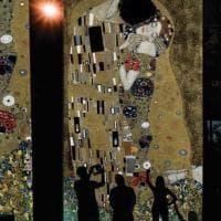 Roma, arte e salute: la Klimt experience approda al complesso monumentale San Giovanni