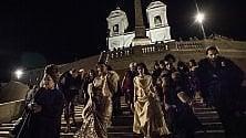 Burlesque e champagne   le dive del Caput Mundi