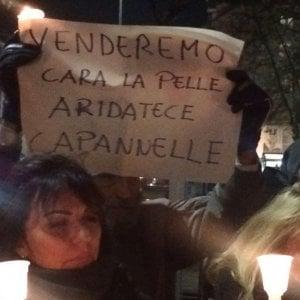 Roma, sit-in a Capannelle per difendere i lavoratori. E' polemica tra Pd e M5S
