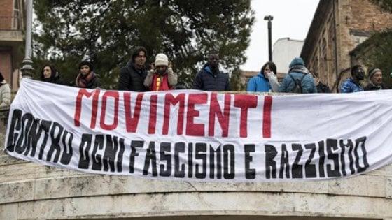 Roma, Donna Olimpia: sit-in contro CasaPound