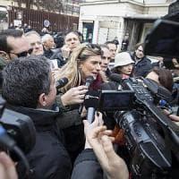 Roma, Federica Angeli testimone contro Armando Spada. Sit-in di sostegno