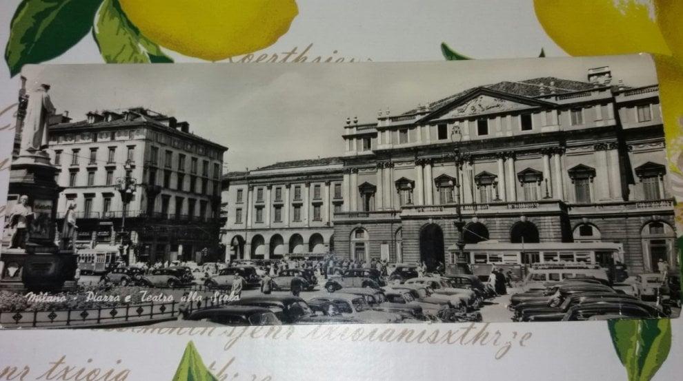 """Roma, la cartolina dimenticata arriva con 60 anni di ritardo: """"Sento molto la tua mancanza"""""""