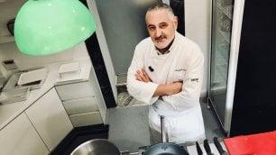 La ricetta della carbonara di Arcangelo Dandini  vd