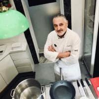 Carbonara di soli tuorli, la ricetta di Arcangelo Dandini