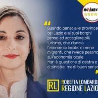 Regionali Lazio, Lombardi: