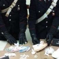 Carabinieri-pusher, condanne pesanti per tre militari