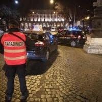 Roma, Esquilino, i carabinieri arrestano 8 persone