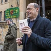 Regionali Lazio, exit poll Rai: Zingaretti in testa con il 30%-34% davanti a Parisi e Lombardi