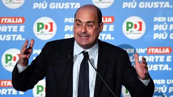 Regione Lazio,  Zingaretti bis record grazie ai voti di Roma: maggioranza a rischio