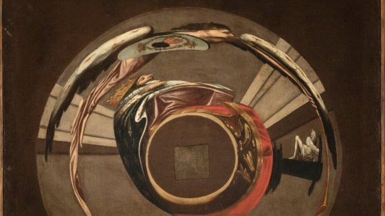 Roma, a Palazzo Barberini il punto di vista delle anamorfosi: ecco le macchine delle meraviglie