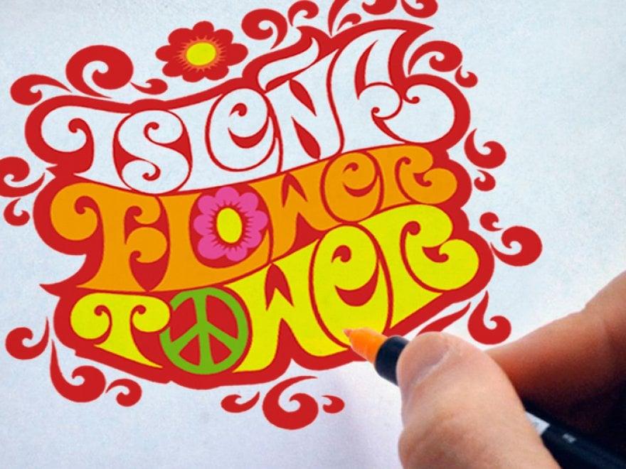 Roma, al Cervantes il graphic design e la la calligrafia di Ricardo Rousselot