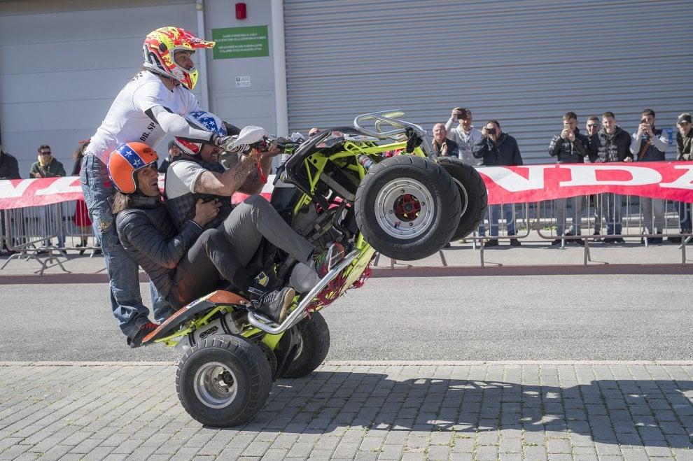 Roma, due ruote in fiera e il salone del veicolo d'occasione