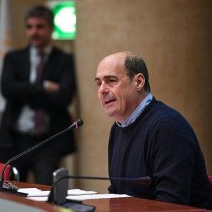 Roma, 8 marzo: Zingaretti firma ad Ariccia protocollo per contrasto violenza di genere