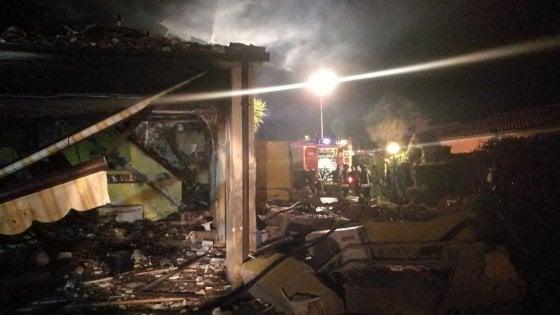 Esplosione in abitazione vicino Viterbo, muore giovane a Montalto di Castro