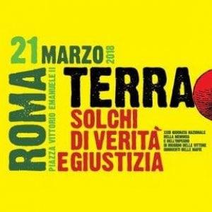 Roma, l'Esquilino con Libera diventa il simbolo della lotta alle mafie