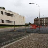 Roma, asfalto su buche e sampietrini dell'Eur per la Formula E