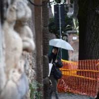 Roma, riaprono il Giardino degli Aranci e villa Osio dopo l'emergenza neve