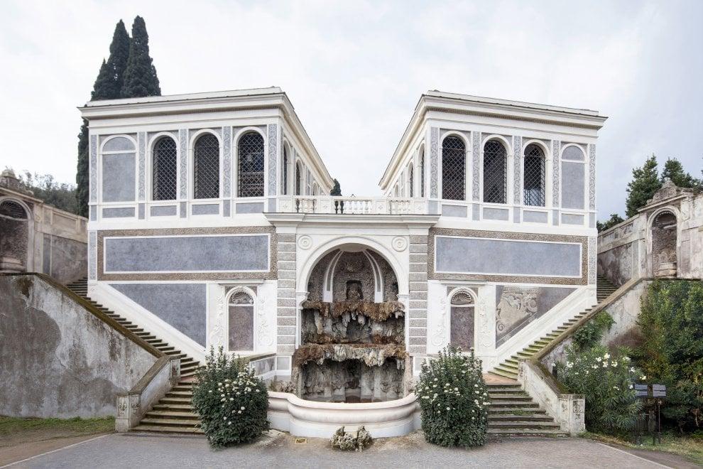 Roma, al Palatino riaprono dopo 30 anni i Giardini Farnese