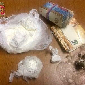 Roma, vendeva carne e cocaina: arrestato macellaio