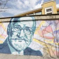 Fleming, Jenner e Koch: a Roma 13 murales raccontano i volti della Scienza