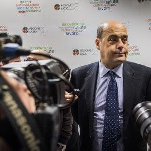 """Regione Lazio, strappo di Leu: """"Non entriamo in giunta"""""""