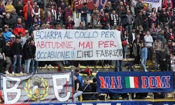 Bologna-Roma 1-1, Dzeko risponde a Pulgar