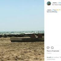 Onde, spiagge e pattìni: dal Circeo a Fregene, la Pasquetta al mare è su Instagram