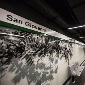 """Roma, metro C: a breve apertura stazione San Giovanni. """"Ma non c'è data"""""""