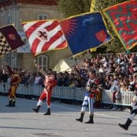 Sagra della polenta e Palio della rana, è festa a Licenza e a Fermignano