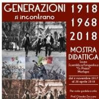 Una trincea a scuola per vivere 100 anni di storia italiana