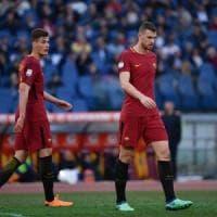 Roma, il gol è un problema: se non segna Dzeko sono guai