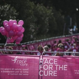 Race for the cure, a Castel Romano screening senologico gratuito