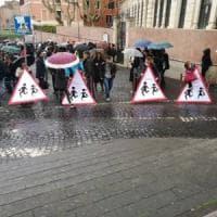 Roma, residenti contro contro il piano del Comune per largo Agnesi