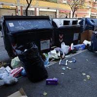 Roma, i residenti bocciano la pulizia delle strade: il voto è 3.5