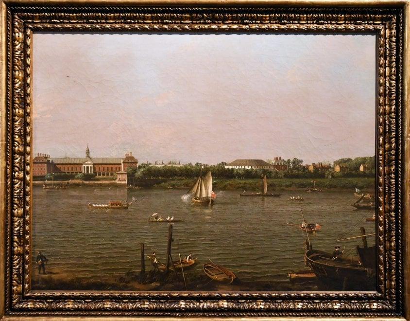 Roma, Canaletto il visionario a Palazzo Braschi: ecco le città del Grand Tour