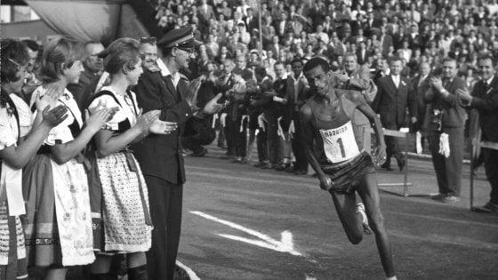 Appia Run, il Comune di Roma fa risorgere Abebe Bikila