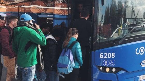 Trasporto pubblico, sui bus Cotral arriva l'autista controllore