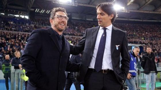 """Lazio, Inzaghi: """"Vincere il derby per cancellare una grande delusione"""""""