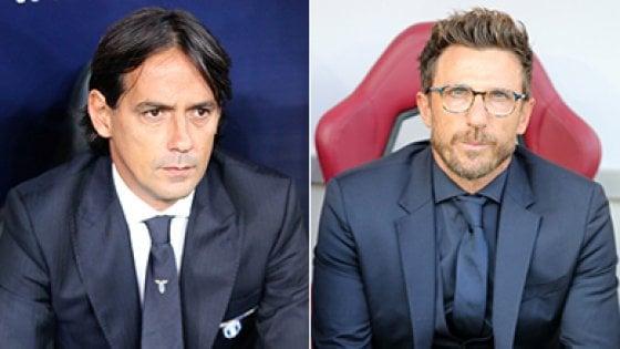 Roma, l'Olimpico si blinda per il derby Lazio-Roma: il piano della Questura