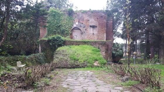 Roma, il Parco Appia Antica acquista Sant'Urbano. L'antico sepolcro pagato ai privati 491 mila euro