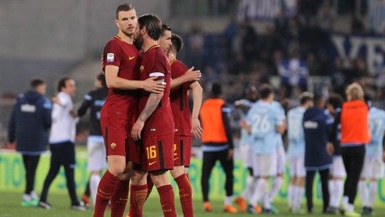 Roma, corsa Champions in discesa. Ma Di Francesco teme la 'distrazione' Liverpool