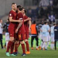 Roma, corsa Champions in discesa. Ma Di Francesco teme la 'distrazione'