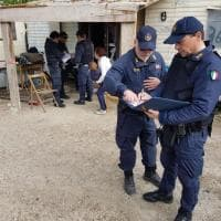 Roma, controlli al Camping River: sequestrata discarica abusiva