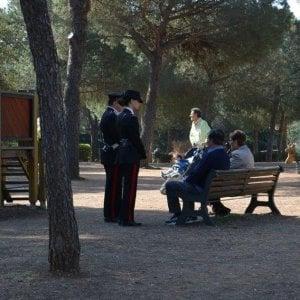 Roma, spacciavano in parco un giochi per bambini: tra i 6 arrestati anche 2 minorenni