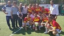 Canottieri Roma, l'edizione da record del trofeo Salvati