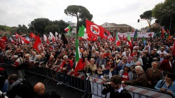 Guida al 25 Aprile a Roma:  cortei, feste e appuntamenti