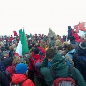"""25 Aprile a Roma, l'ira della Comunità ebraica: """"Bandiere palestinesi, non saremo al corteo unitario"""""""