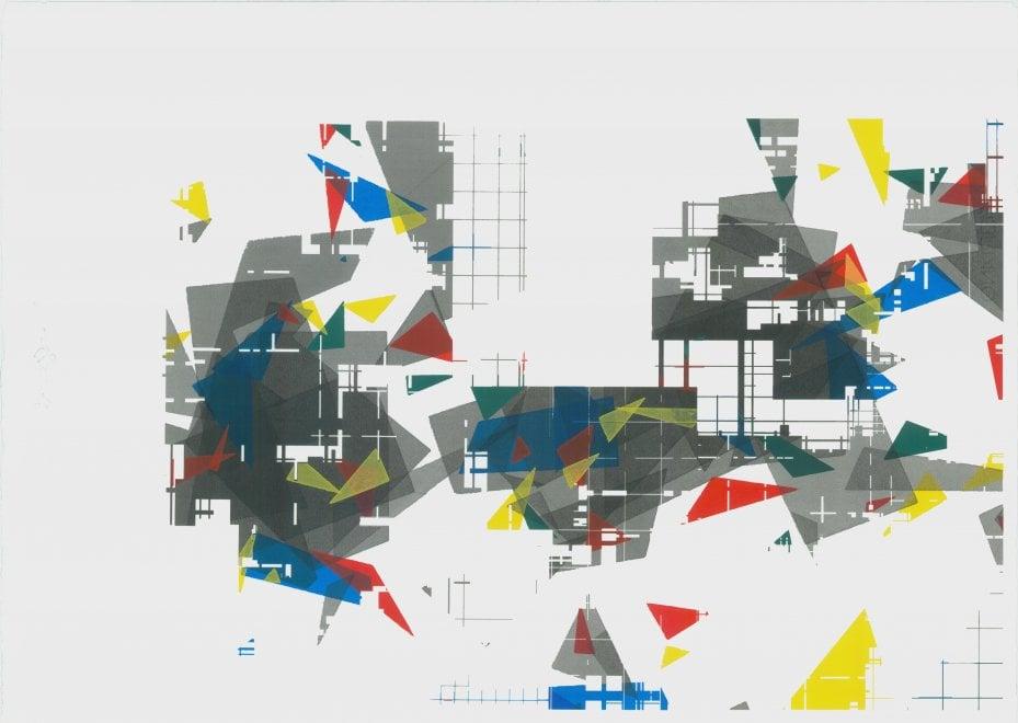 Roma, l'arte della serigrafia alla Galleria Varsi con la terza edizione di 'Livelli'