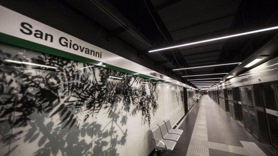 """Roma, aprirà il 12 maggio la stazione della metro C di San Giovanni. """"Avanti fino a Farnesina"""""""