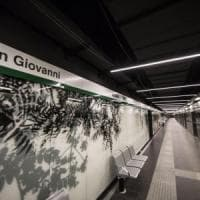 Roma, aprirà il 12 maggio la stazione della metro C di San Giovanni.